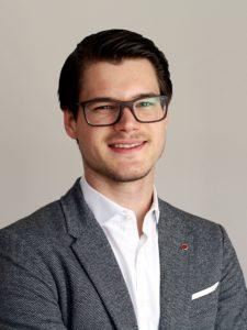 Der Gründer und Geschäftsführer von Röhricht Immobilien Jonas Röhricht
