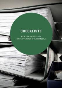 Checkliste Unterlagen Immobilienverkauf - alle wichtigen Unterlagen für den Verkauf Ihrer Immobilie
